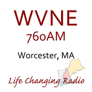WVNE - Life Changing Radio (Leicester)